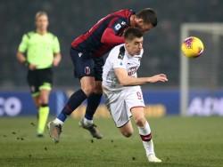 Bologna vs Milan - Serie A 2019/2020