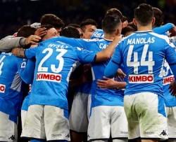 SSC Napoli vs Juventus FC
