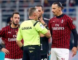 Soccer: coppa Italia; Ac Milan vs Juventus Fc