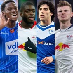 Obiettivi Milan: David, Upamecano, Tonali, Timo Werner