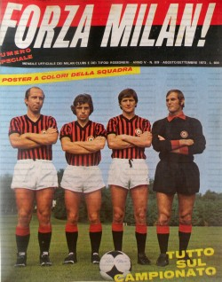 Calciatore nel Milan