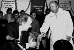 Con Corrado Ferlaino