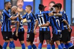Inter-Brescia serie A