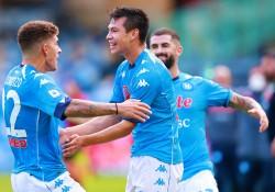 Napoli vs Atalanta - Serie A TIM 2020/2021