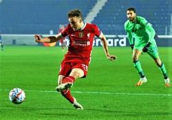 Soccer: UEFA Champions League; Atalanta-Liverpool