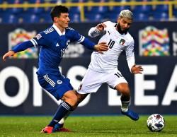 Bosnia-Herzegovina v Italy - UEFA Nations League