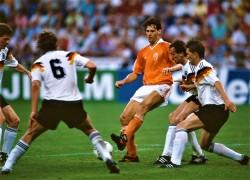 Soccer - Marco Van Basten