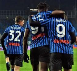Soccer: Coppa Italia; Atalanta-Napoli