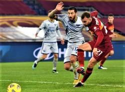 Roma-Hellas Verona serie A