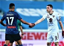 Soccer: Serie A; Atalanta-Torino