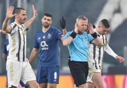 Soccer: Uefa Champions League; Juventus-Porto
