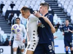 Soccer: Serie A; Juventus-Benevento
