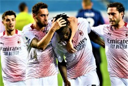 Atalanta-Milan serie A