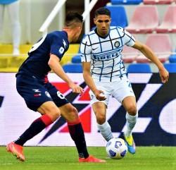 Soccer: Serie A; FC Crotone - FC Inter