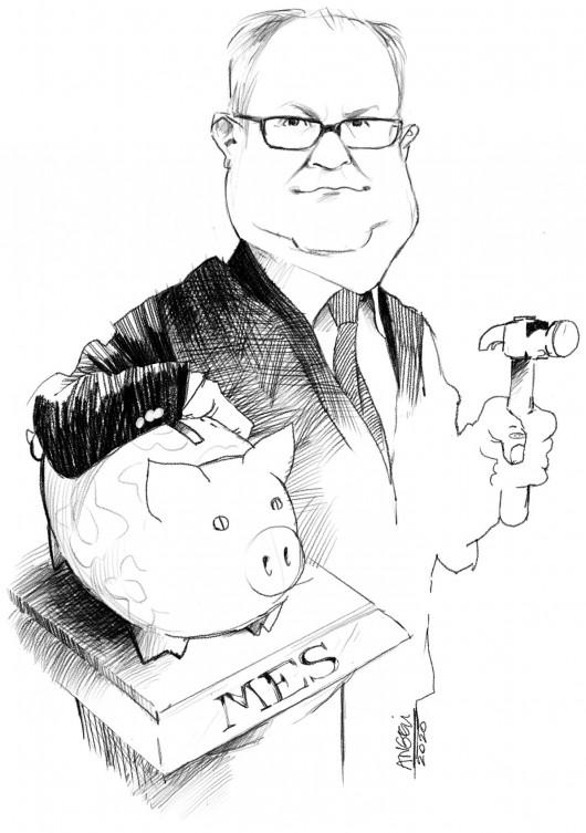 Roberto Gualtieri, ministro dell'economia e finanze