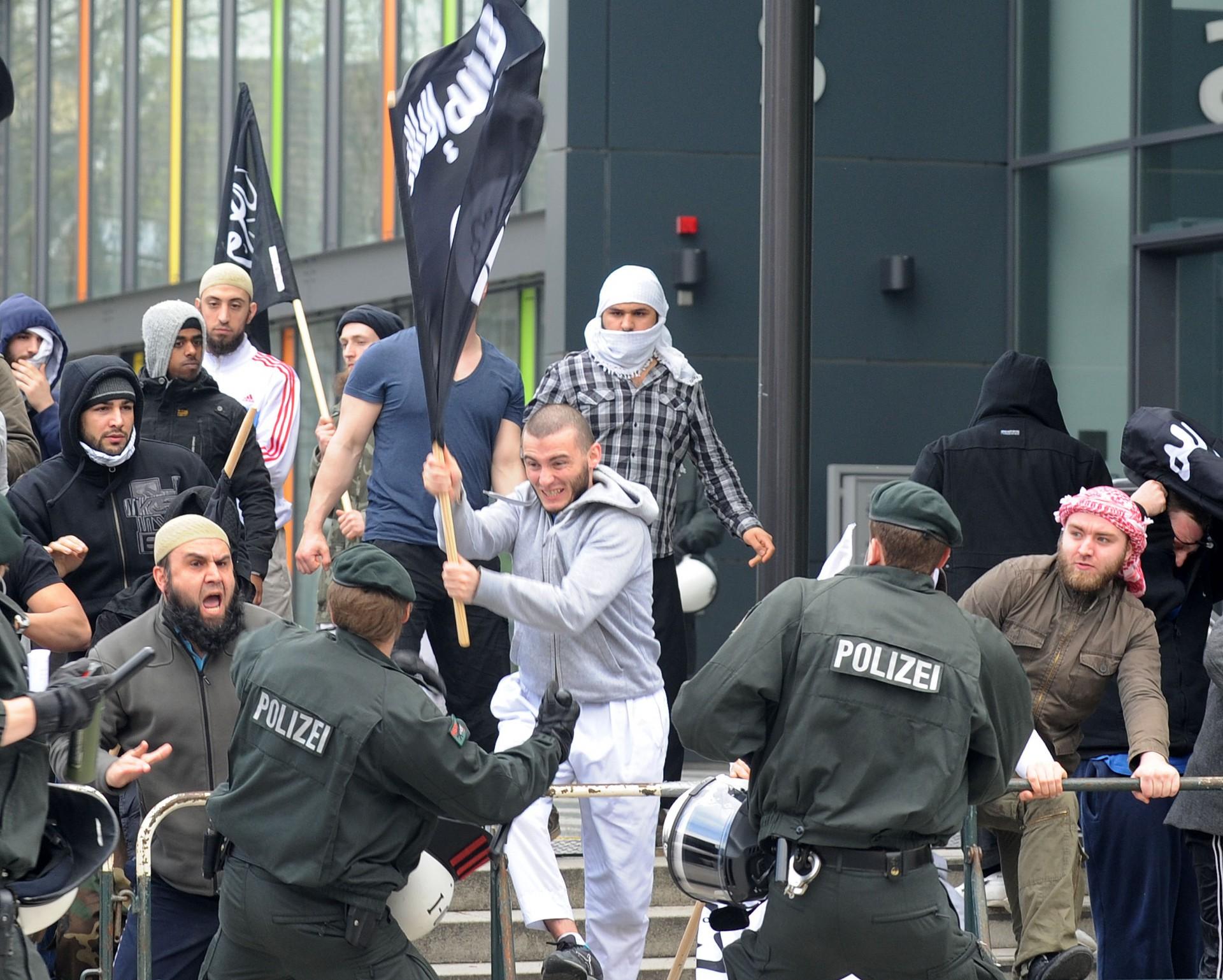 Salafisten / Pro NRW