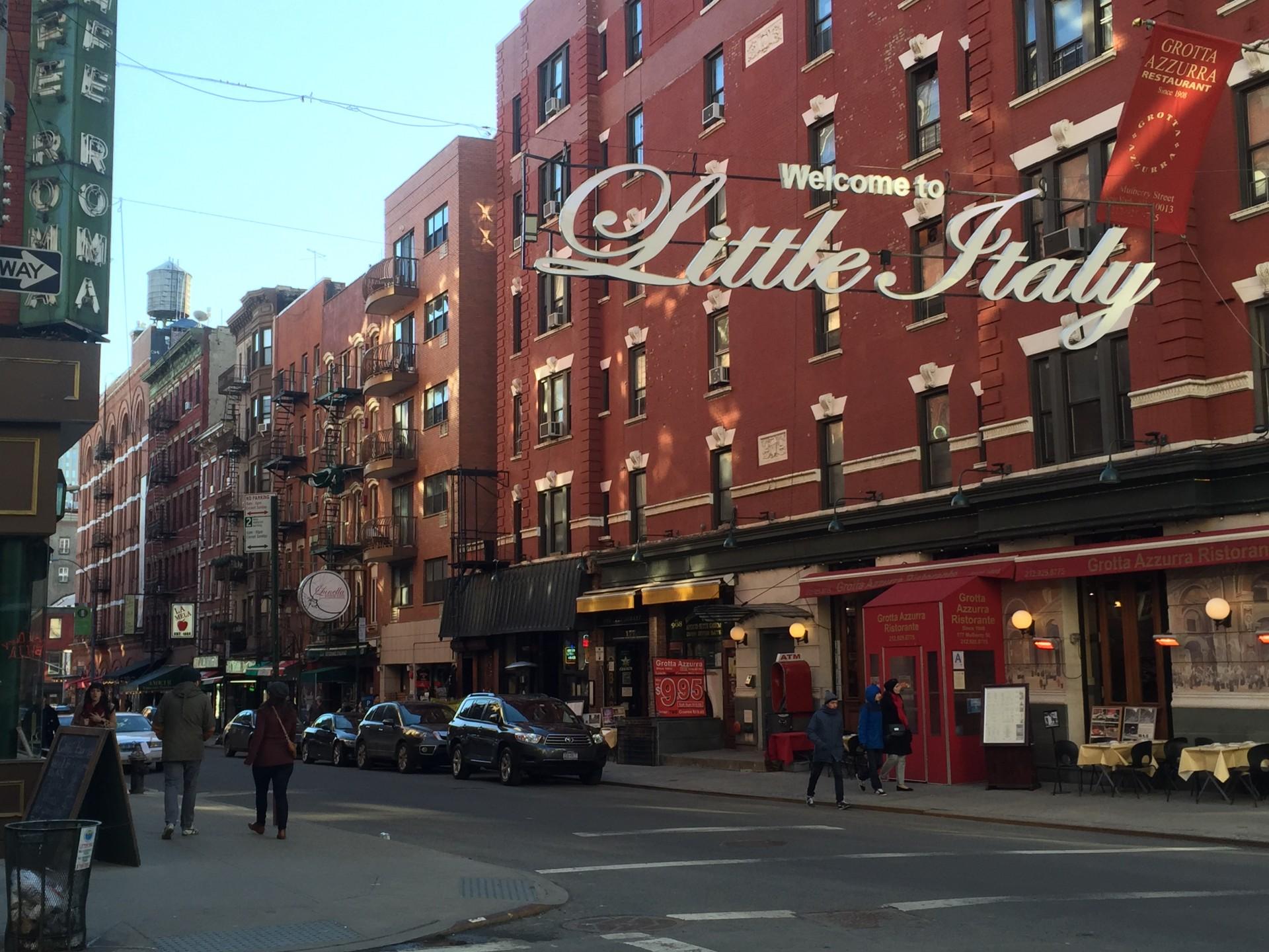 Ufficio Per Le Zone Di Confine : La nuova little italy di new york corriere