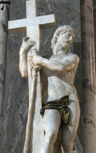 Michelangelo-Christ