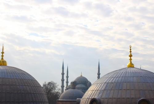 tetti moschea
