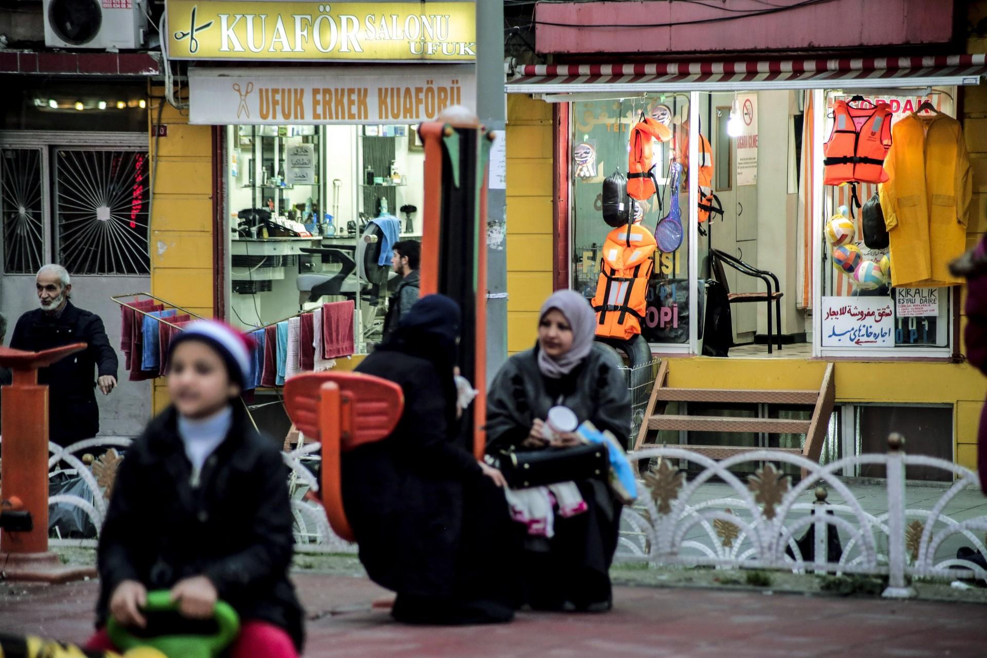 TURKEY-EUROPE-ACCIDENT-MIGRANTS