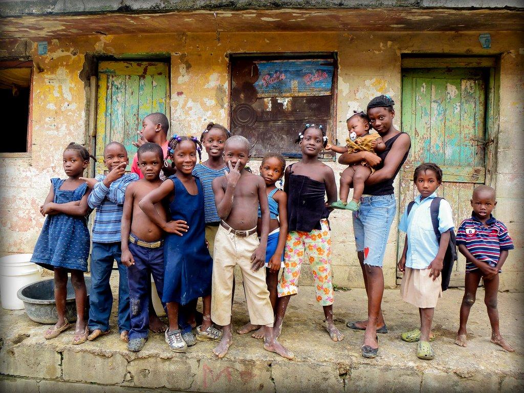 Gli haitiani in Repubblica Dominicana