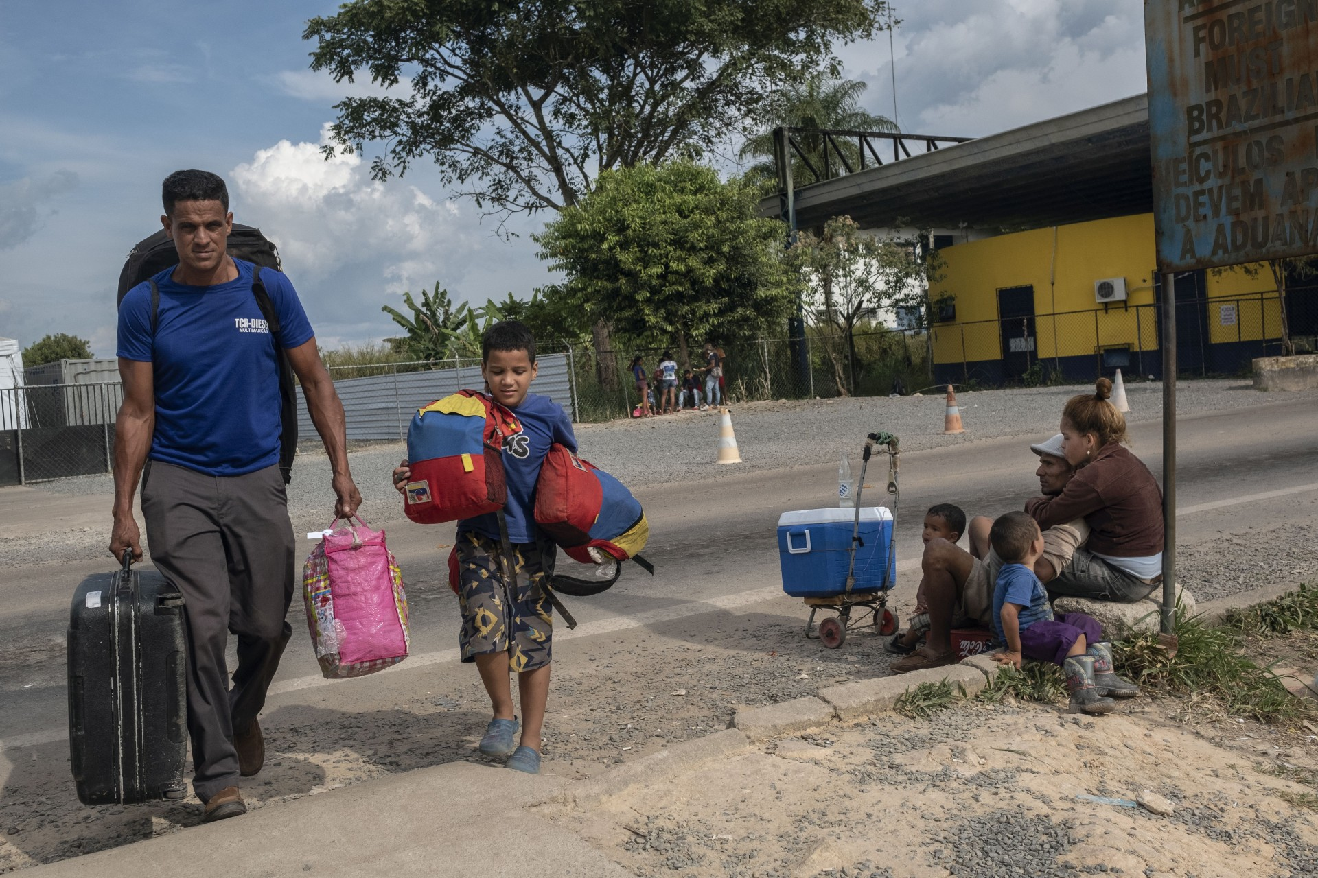 154.000 Venezuelan refugees have poured into Roraima's border since 2015, on the North of Brazil. For those fleeing, Boa Vista - the poorest state capital in the country — is the first big city on their perilous travel.
