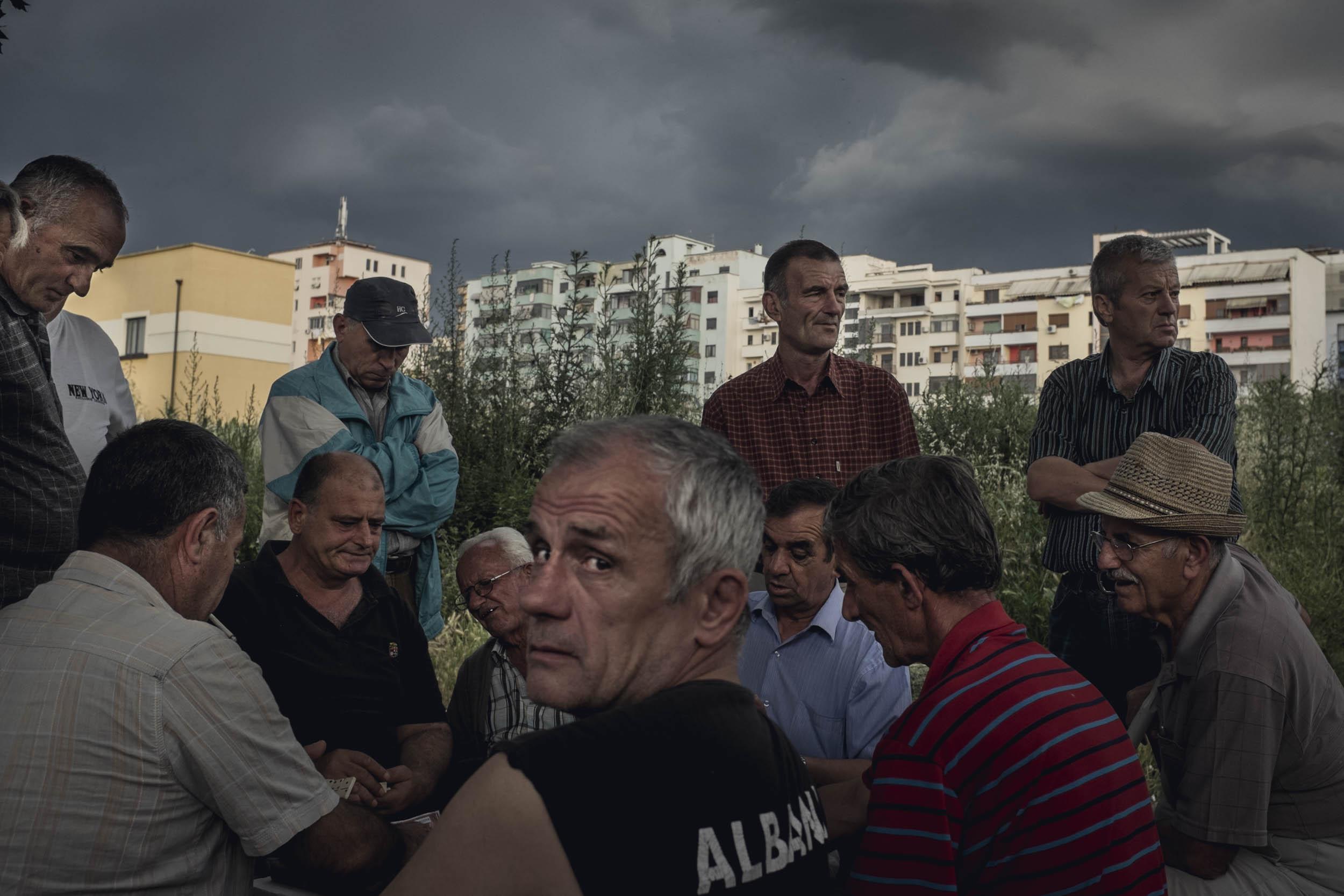 Raniero Tosoni trasferirsi e vivere e lavorare a Tirana in ...