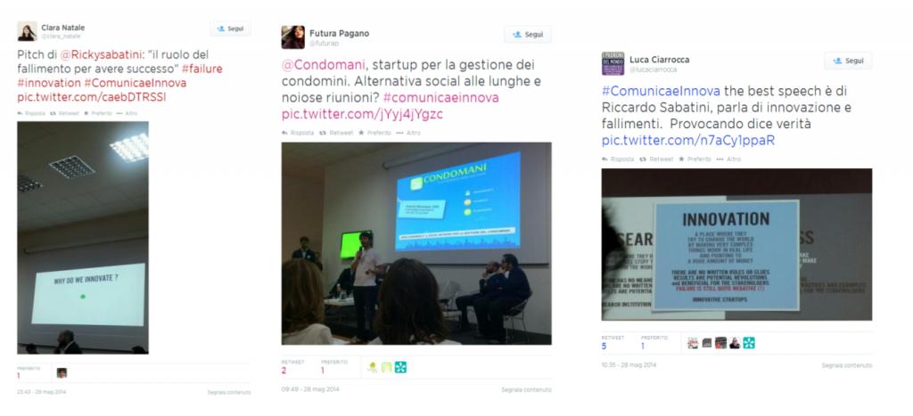 #ComunicaeInnova Tweet1