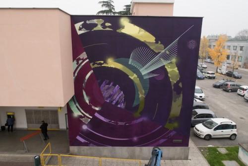 Murales realizzato a Rozzano (3)