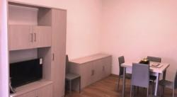 Casette Norcia, gli interni
