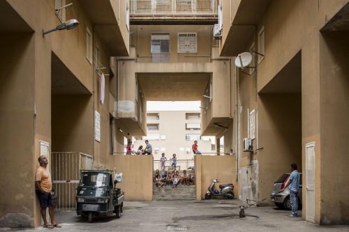 Quartiere ZEN, Palermo
