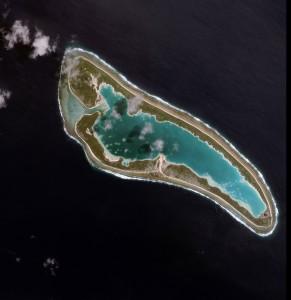 L'isola di Nikumaroro (Reuters)