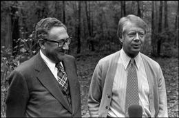 Kissinger con Carter