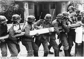 Settembre 1939 - Le truppe tedesche entrano in Polonia