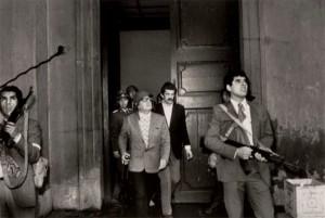 Salvador-Allende-coup