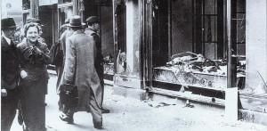 Dopo la Kristallnacht (1938)