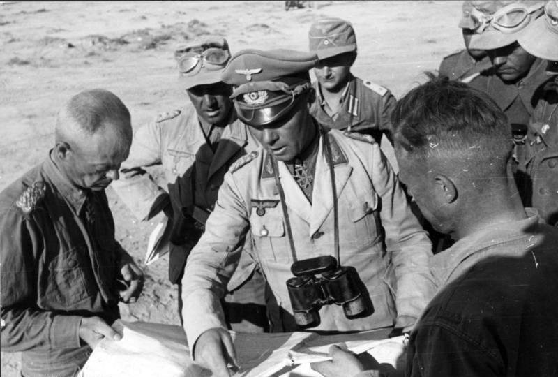 I tempi della gloria: Rommel in Africa settentrionale, quando comandava le truppe italo-tedesche