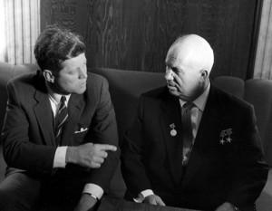 Confronto tra leader: Kennedy e Kruscev