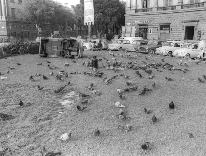 Firenze :alluvione novembre 1966