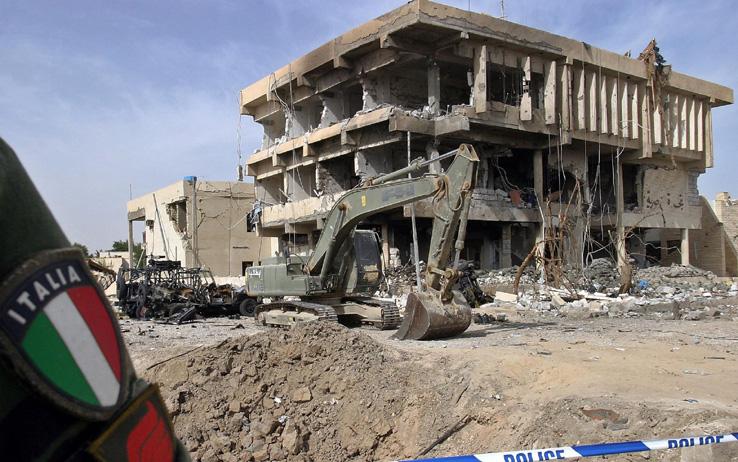 2006 - Iraq, strage di carabinieri e soldati a Nassirija