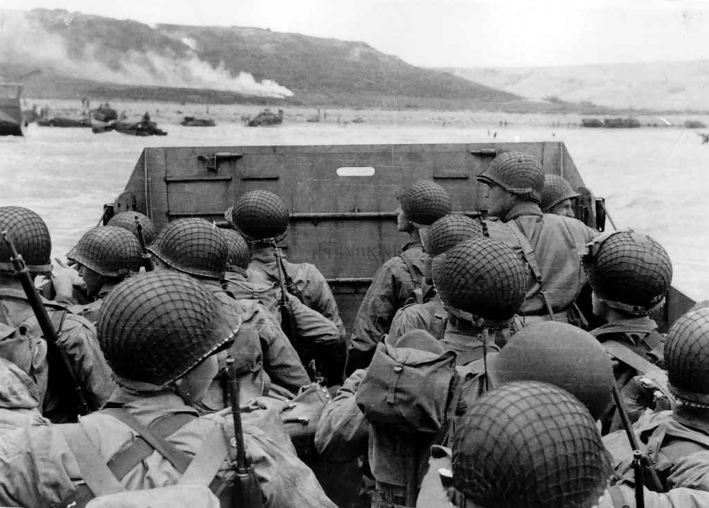 Truppe Usa pronte a sbarcare a Omaha