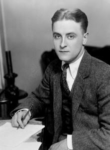 Francis Scott Fitgerald nel 1921