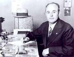 George Cassiday, L'Uomo con il cappello verde