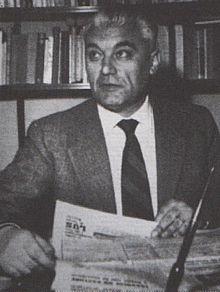 Italo Pietra in una foto degli anni Settanta (Da Wikipedia)
