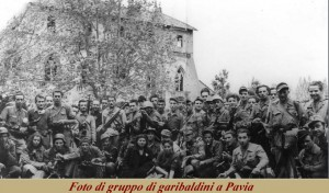 Gruppo di partigiani dell'Oltrepò pavese (da Wikimedia)