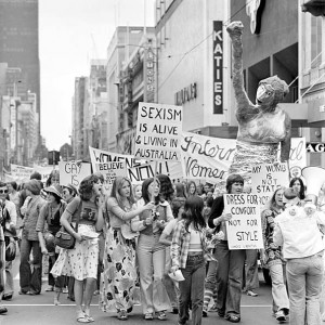"""International Women's Day"" nel 1975"