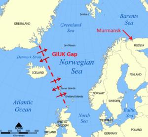 Il Giuk gap (fonte Sofrep)