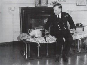 L'ammiraglio britannico James Somerville (da Wikimedia)