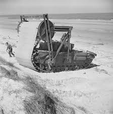 Un carro armato speciale da usare su terreni difficili messo a punto dopo Dieppe (Wikimedia)