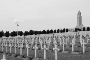 Cimitero di guerra a Verdun (da Wikimedia)